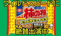 372:ワイルドスピードに亀田の柿の種が登場して話題に。